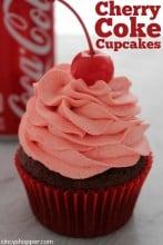 Cherry Coke Cupcakes 1