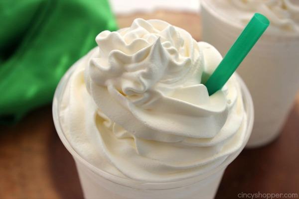 Copycat Starbucks Vanilla Bean Frappuccino Cincyshopper