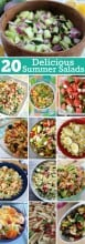 20 Delicious Summer Salads