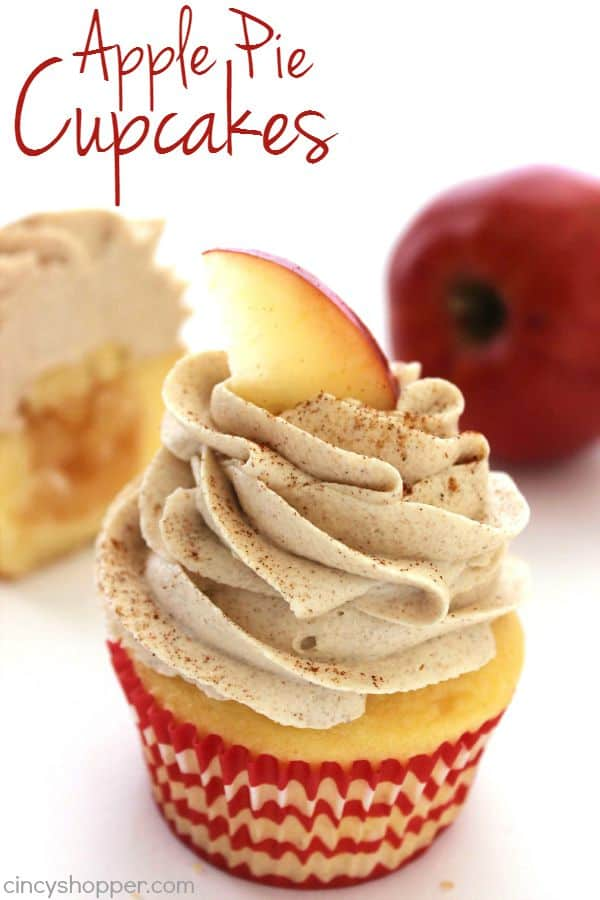 Apple Pie Cupcakes 1