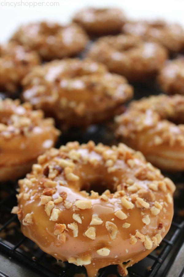 Caramel Apple Donuts Cincyshopper