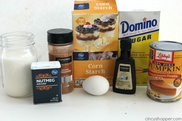 Homemade Pumpkin Pudding - Great pumpkin dessert. It's difficult to find boxed pumpkin pudding and this homemade recipe is so much better than store bought.