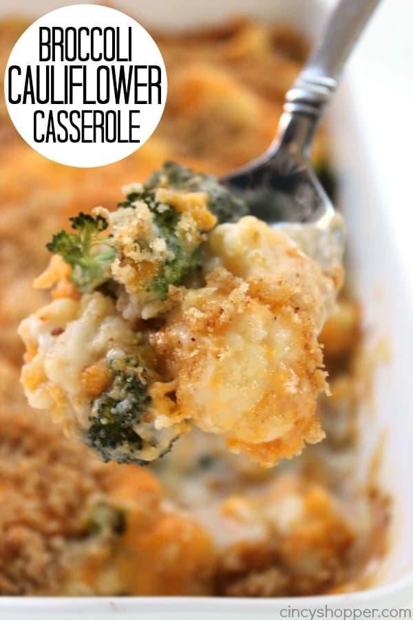 Broccoli Cauliflower Casserole - Cincyshopper-3396