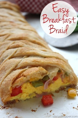 Easy Breakfast Braid 1