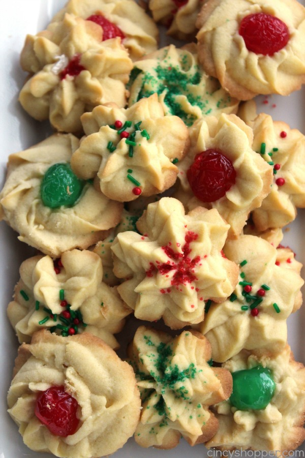 Traditional Spritz Cookies Cincyshopper