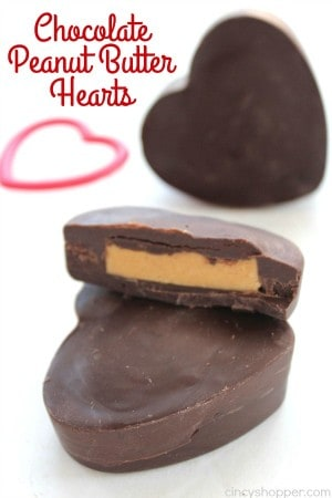 Chocolate Peanut Butter Hearts 1