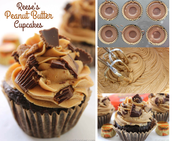 Reese S Peanut Butter Cupcakes Cincyshopper