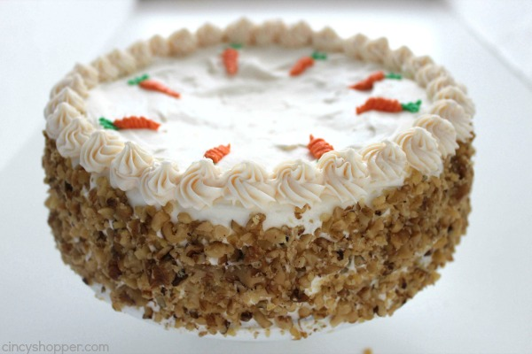 Carrot Cake Cheesecake 30