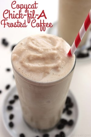 Copycat Chick-fil-A Frosted Coffee 1