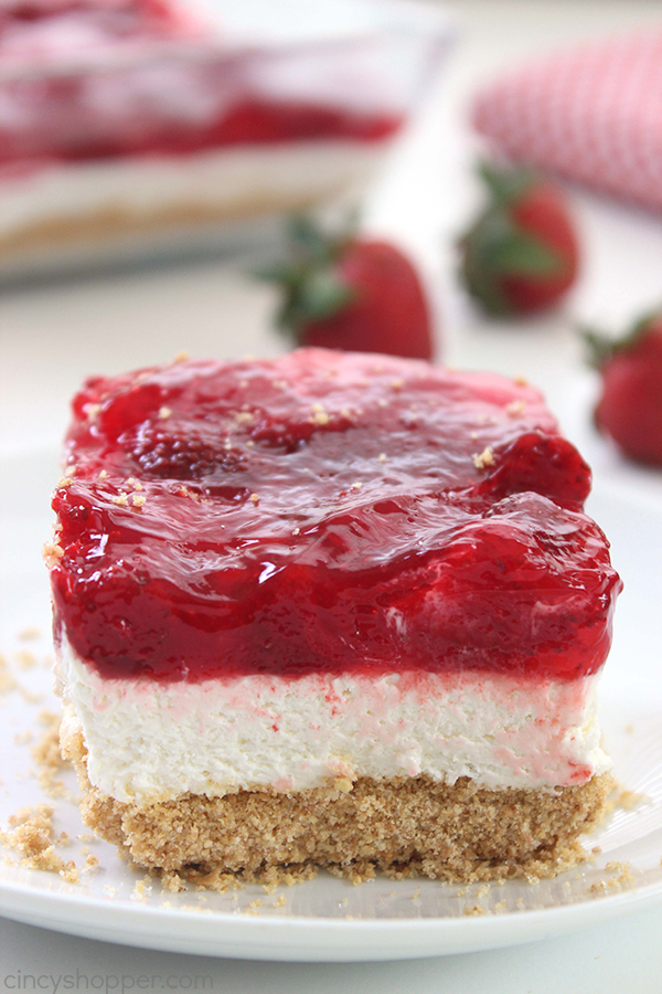 Strawberry And Cheese Cake Dessert Recipes