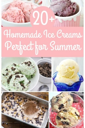 20+ Ice Creams