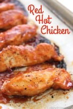 Red Hot Chicken 1