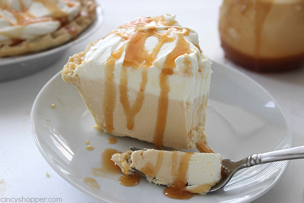 Easy Caramel Pie 19