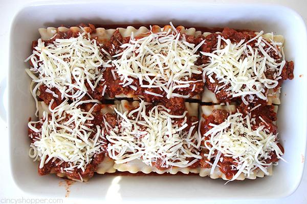Lasagna Roll Ups 22