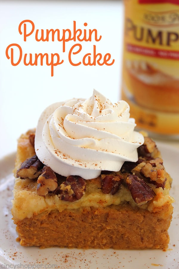 Pumpkin Butter Cake Mix