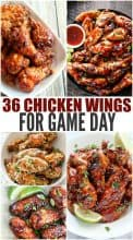 36+ Chicken Wing Recipes For Game Day
