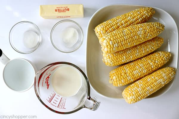 how to cook corn on the cob in instant pot