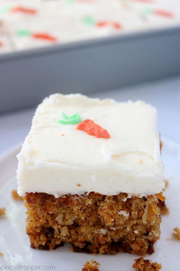 The Best Carrot Cake Cincyshopper
