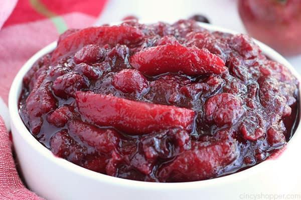 The Best Cranberry Sauce