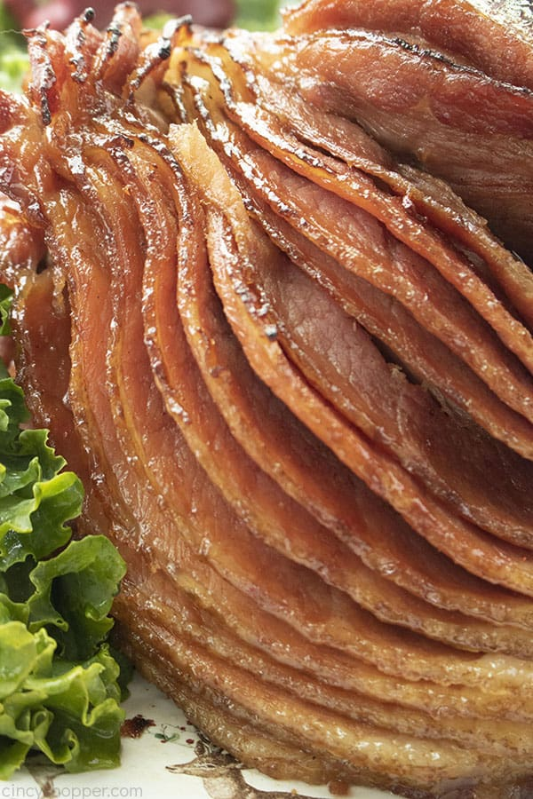 CopyCat Honey Baked Ham recipe that is easy to make at home.