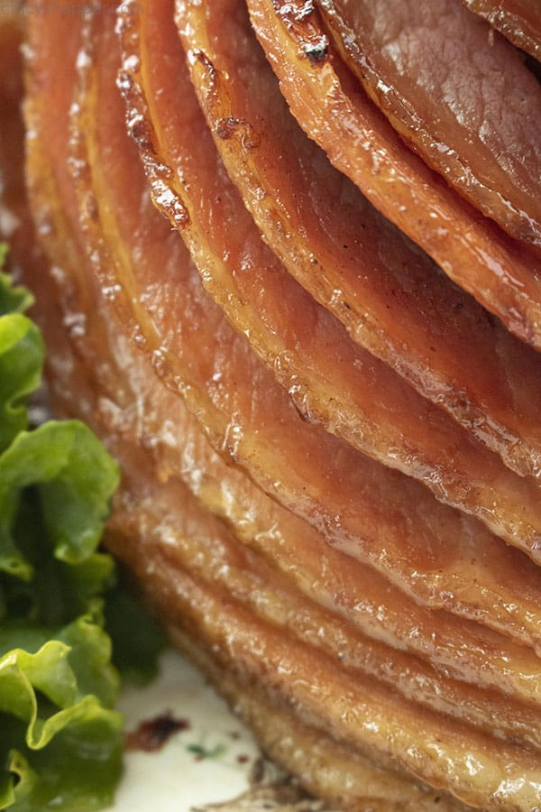 Honey Baked Ham that's cheap and easy to make.