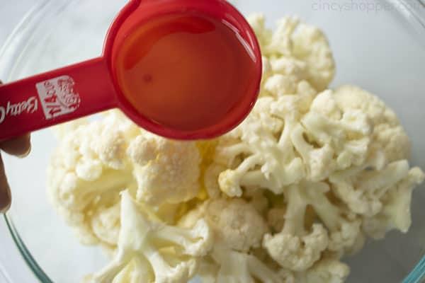 How to make Roasted Cauliflower