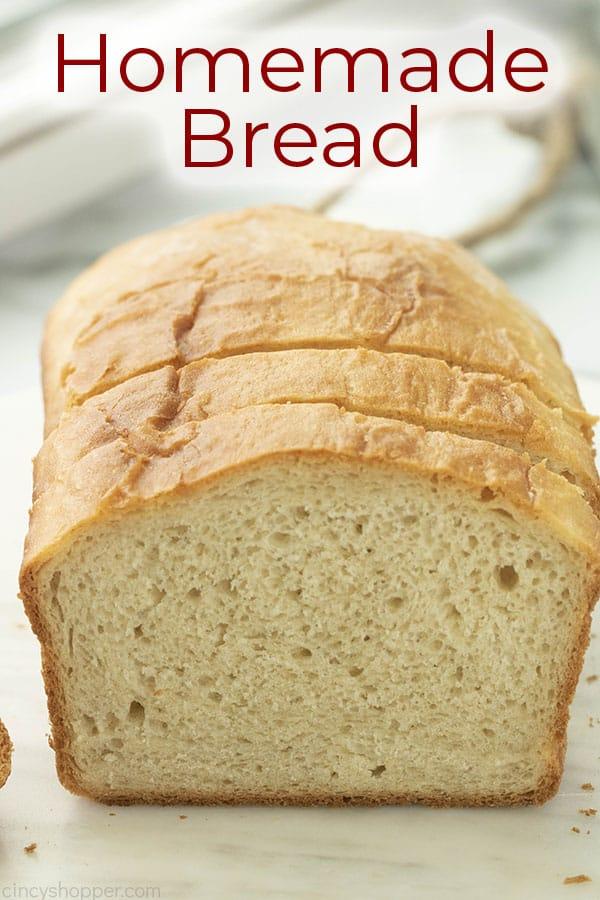 slices of white sandwich bread