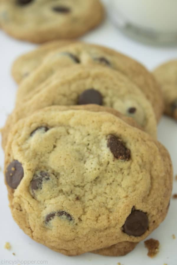 TollHouse Chocolate Chip Cookies