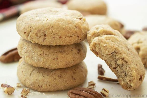 Pecan cookies like Sandie's