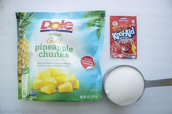 Slushie Ingredients